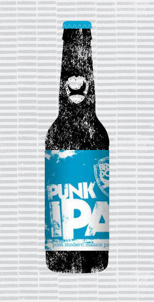 PUNK IPA 2007 - 2010 packaging