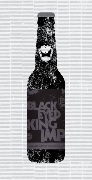 BLACK EYED KING IMP packaging