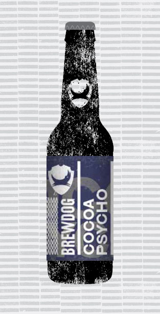 COCOA PSYCHO packaging