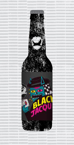 BLACK JACQUES packaging