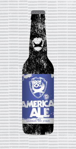 AMERICAN ALE packaging