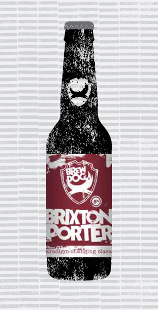 BRIXTON PORTER packaging