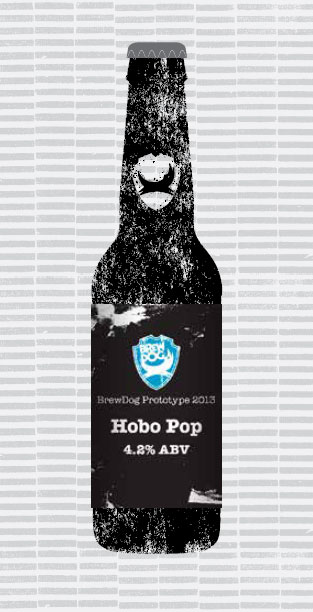 HOBO POP packaging