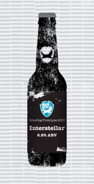 INTERSTELLAR packaging