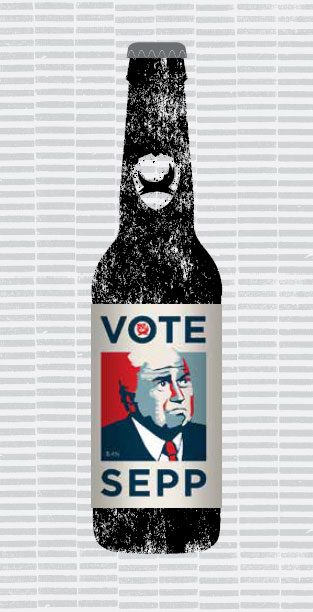 VOTE SEPP packaging