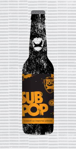 SUB HOP packaging