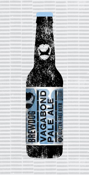 PROTOTYPE CHALLENGE - VAGABOND PALE ALE packaging