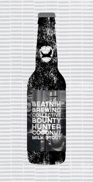 SHAREHOLDER BREW - BOUNTY HUNTER packaging