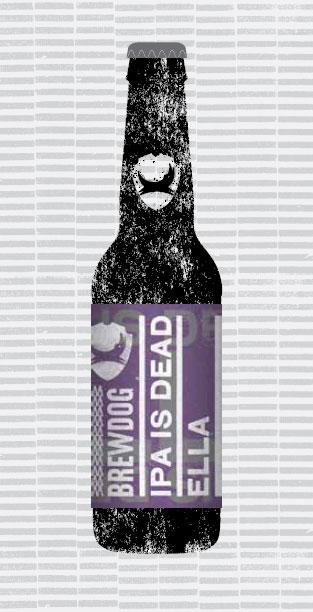 IPA IS DEAD - ELLA packaging