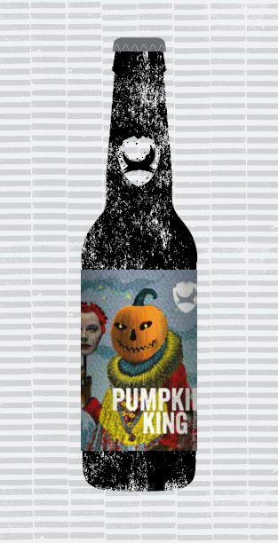 PUMPKIN KING packaging