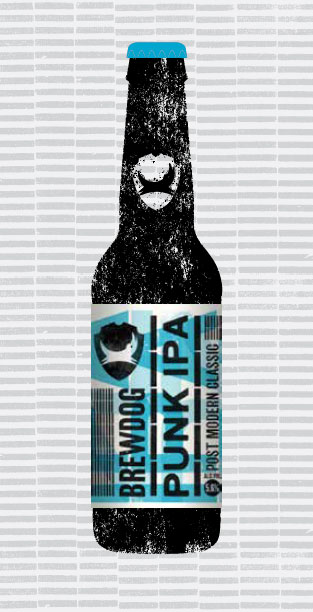 PUNK IPA 2010 - CURRENT packaging