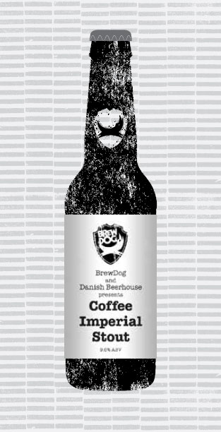 COFFEE IMPERIAL STOUT packaging