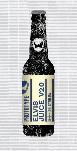 ELVIS JUICE V2.0 packaging