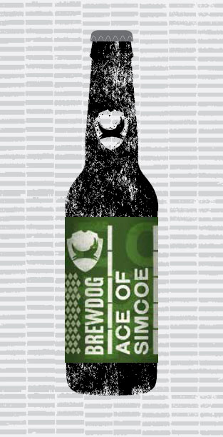 ACE OF SIMCOE packaging