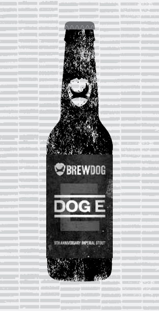 DOG E packaging