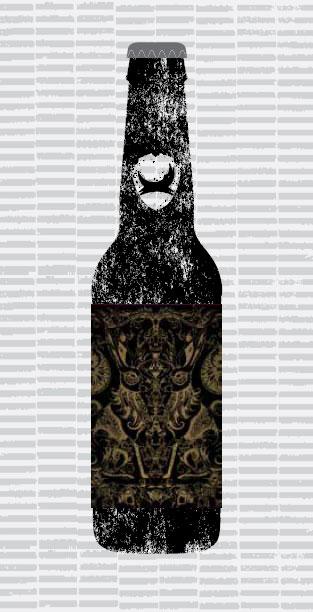 BARREL AGED HINTERLAND packaging