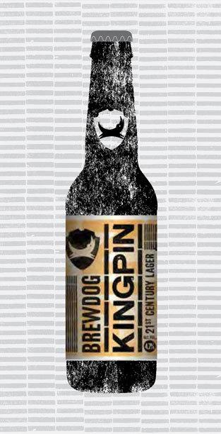 KINGPIN packaging