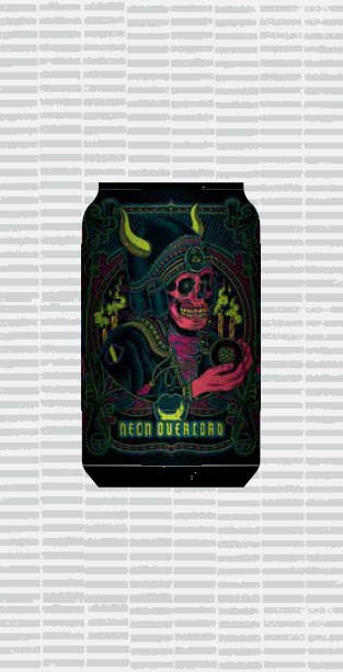 NEON OVERLORD packaging