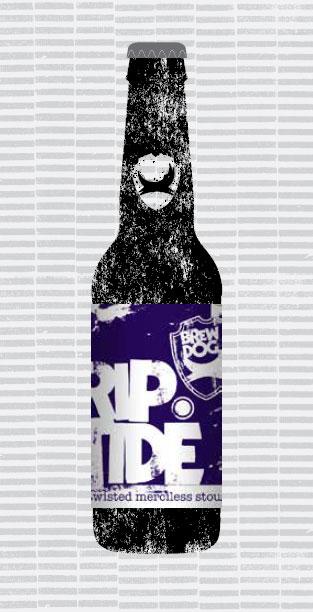 RIPTIDE packaging
