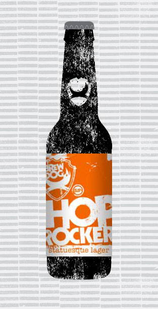 HOP ROCKER packaging