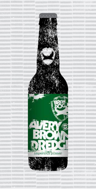 AVERY BROWN DREDGE packaging