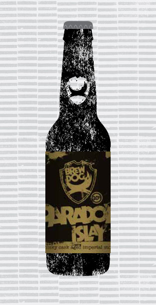 PARADOX ISLAY packaging