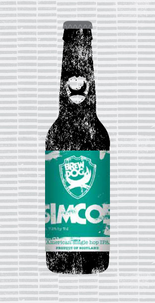 SIMCOE packaging