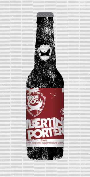 LIBERTINE PORTER packaging