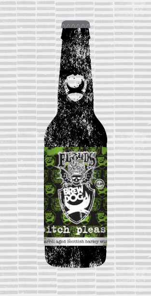 BITCH PLEASE (W/3 FLOYDS) packaging