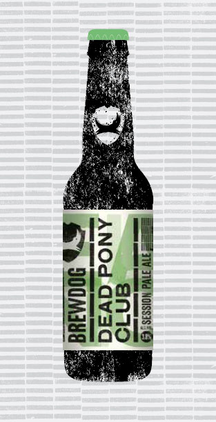 DEAD PONY CLUB packaging