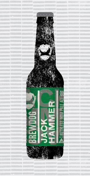 JACK HAMMER packaging
